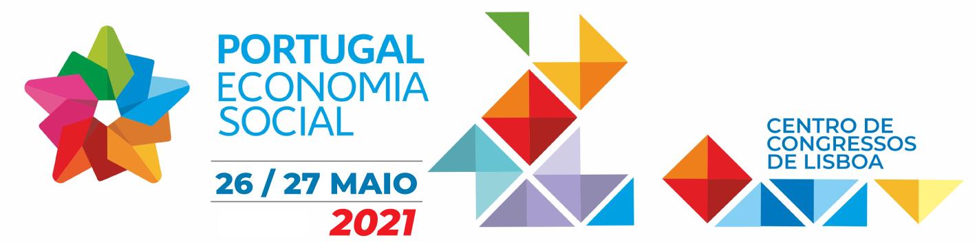 Portugal Economia Social Logo